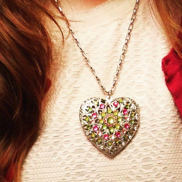Happy Valentines Day bigjewelry bigjewelrybighair